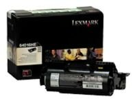 Lexmark High Yield Black Return Programme Toner Cartridge