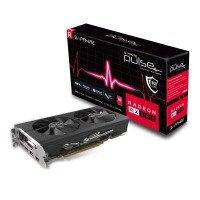 EXDISPLAY Sapphire AMD Radeon RX 580 8GB PULSE LITE Graphics Card