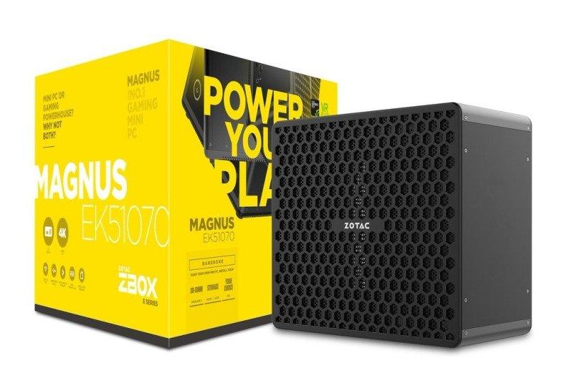 Zotac ZBOX Magnus EK51070 i5 DDR4 Barebone