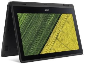 Acer Spin 1 2-in-1 Laptop - Black