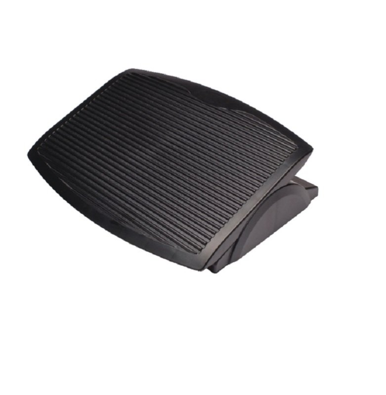 Contour Ergonomics Professional Footrest Black