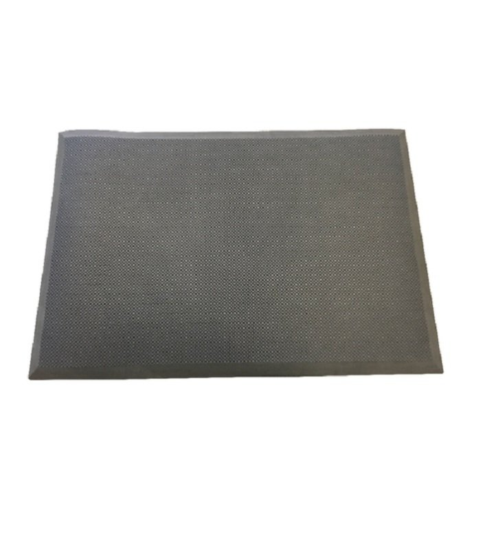 Image of Contour Ergonomics Anti-Fatigue Floor Mat 920 x 620 x 20mm Black CE77694
