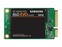 Samsung 860 EVO SATA III mSATA 500GB