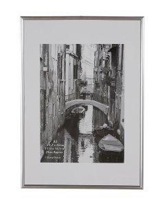 Photo Album Co Backloader Silver A3