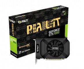 Palit Geforce GTX 1050 2GB STORM X GDDR5 Graphics Card