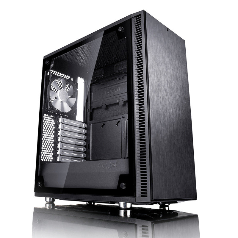 Image of Fractal Define C Tempered Glass