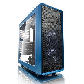 Fractal Design Focus G Blue Mid Tower