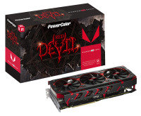 Power Color VEGA 64 8GBHBM2-2D2H/OC 8GB HBM2 Graphics Card