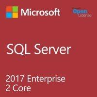 Microsoft SQL Server Enterprise Core Sngl License / Software Assurance Pack OLP 2 Licenses