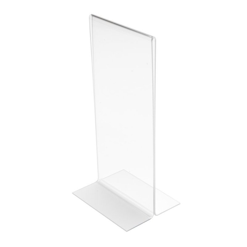 Image of Announce Stand Up Sign Holder 1/3 A4 DF45101
