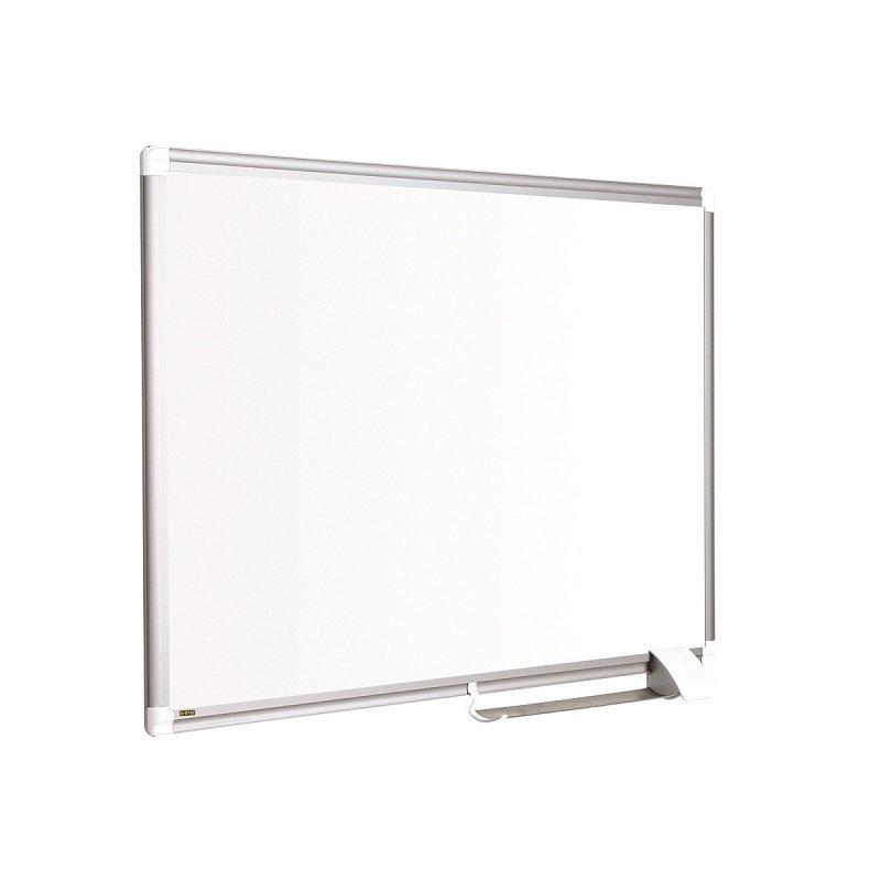 Bi-Office Magnetic Enamel Board 900 x 600mm
