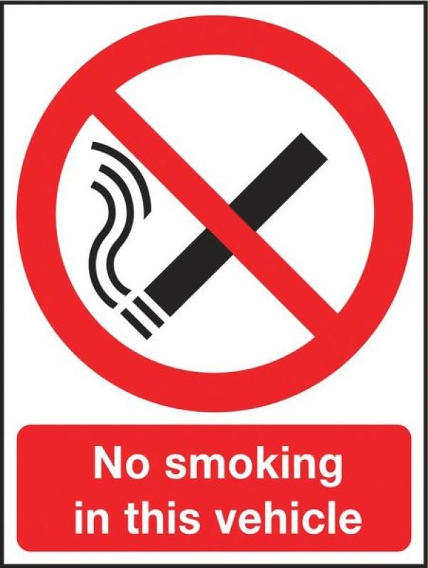 NO SMOKING AGAINST THE LAW T 297X210 S/A