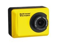 GoXtreme Victory HD Ready Action Camera - Yellow