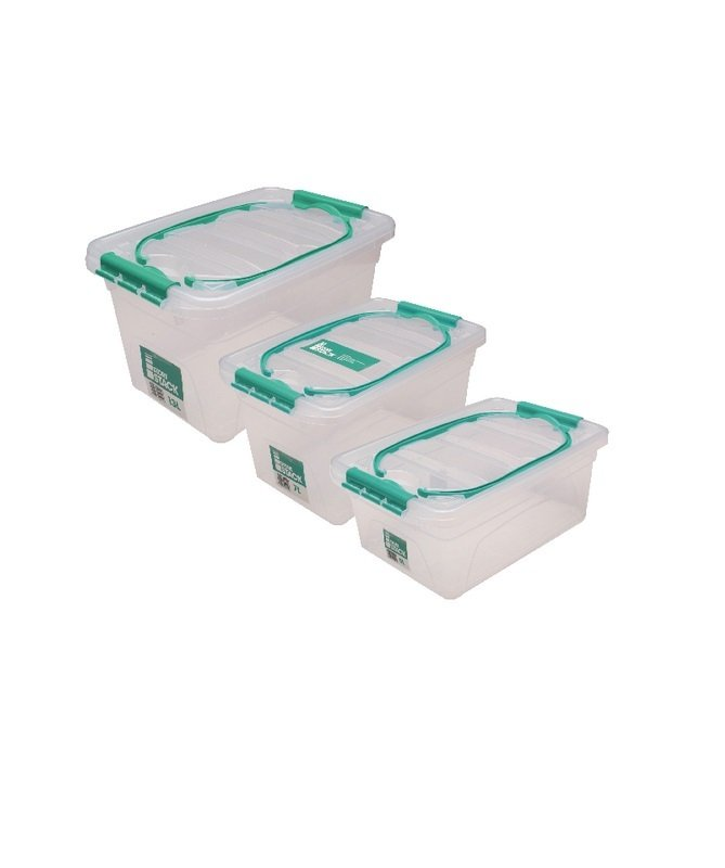 StoreStack 3 Piece Carry Box Set - Multiple Sizes