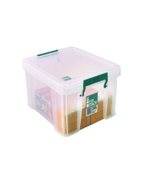 StoreStack 24L Storage Box