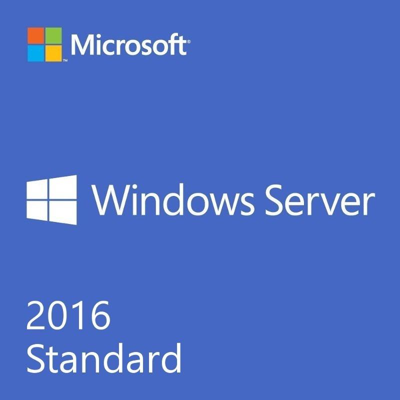 Windows Server 2016 Standard Edition (Fujitsu ROK)