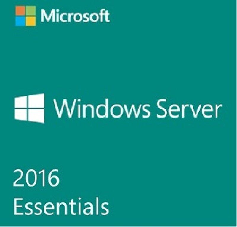 Windows Server 2016 Essentials Edition (Fujitsu ROK)