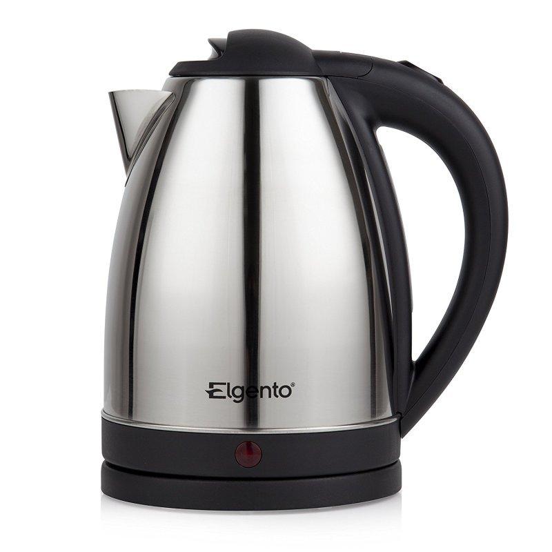 Elgento E10015p 1.8l Polished S/s Kettle