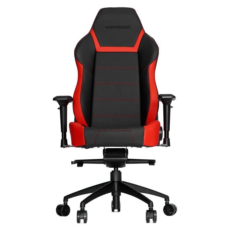 Vertagear Racing Series S-Line PL6000 Rev. 2 Gaming Chair Black/Red