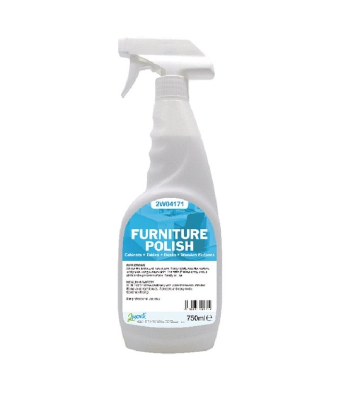 2work Furniture Polish 750ml Trigger Spray Ebuyer Com