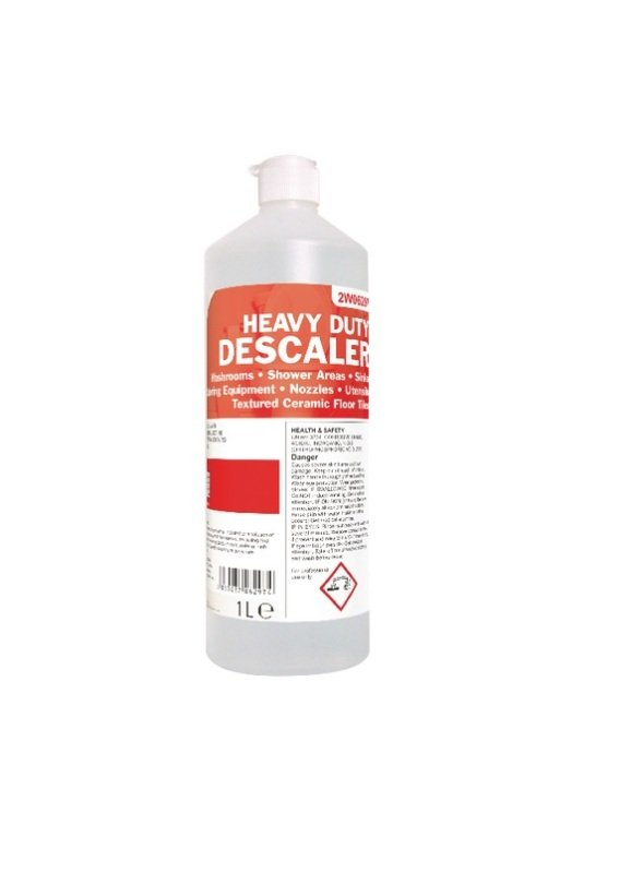 2Work Heavy Duty Descaler and Toilet Cleaner 1 Litre (P