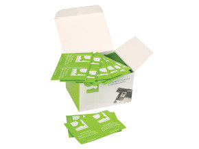 Q Connect Screen & Multi-Purpose Cleaning Wipes - 100 Pack