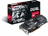 EXDISPLAY Asus AMD Radeon RX 580 Dual 4GB Graphics Card
