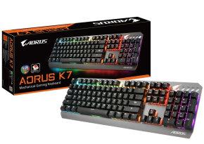 Gigabyte AORUS K7 RGB Mechanical Gaming Keyboard