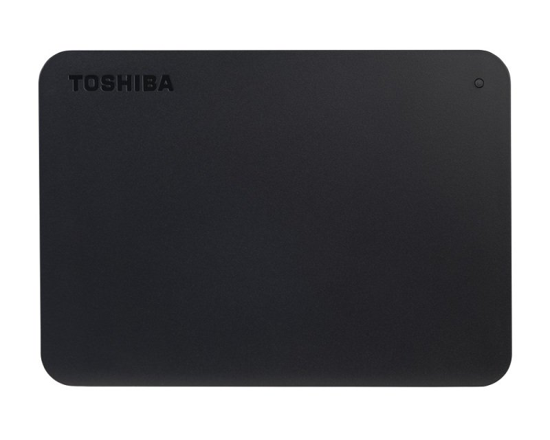 Toshiba Canvio 1TB Portable External Hard Drive