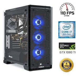 Chillblast Fusion Vector - 1080Ti Gaming PC For PUBG