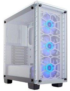 Corsair Crystal Series 460X RGB Compact ATX Mid-Tower