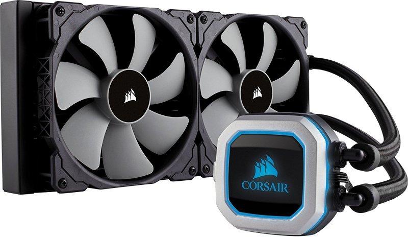 Corsair Hydro Series H115i PRO Liquid CPU Cooler