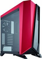 Corsair Carbide SPEC-OMEGA Tempered Glass Red Mid-Tower Case