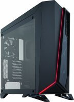 Corsair Carbide SPEC-OMEGA Tempered Glass Black Mid-Tower Case