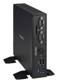 Shuttle DS68U XPC slim Barebone