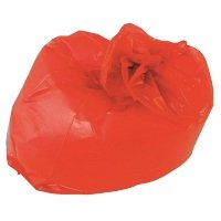 Refuse Sack 100g Red (Pack of 200)