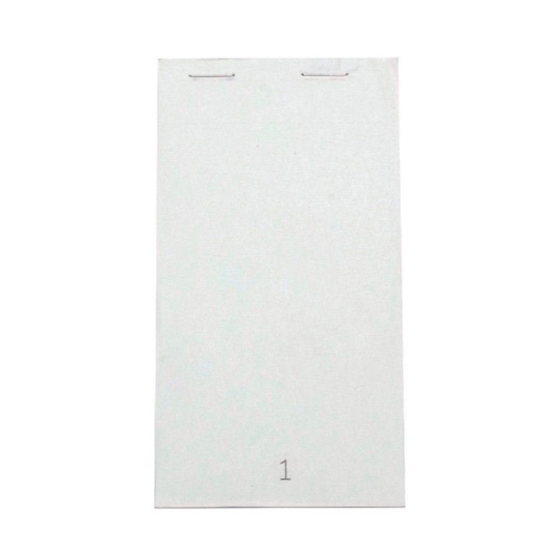 White Small Duplicate Service Pads (Pack of 50)