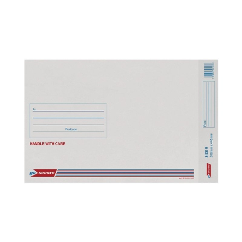 Bubble Lined Envelope White (Pack of 20)