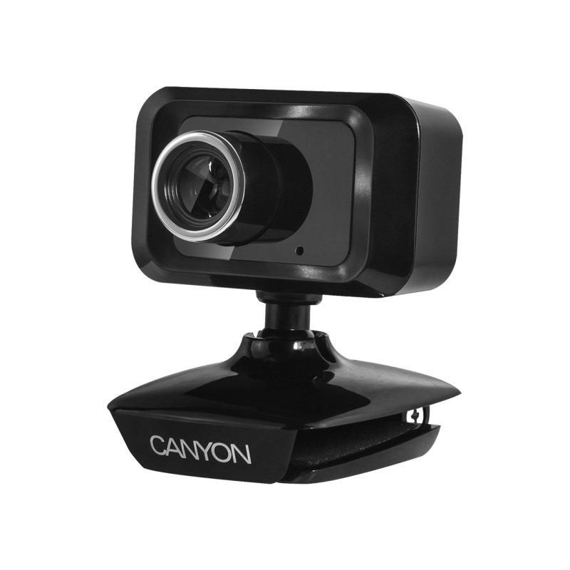 Canyon 1.3 megapixel USB 2.0 Webcam