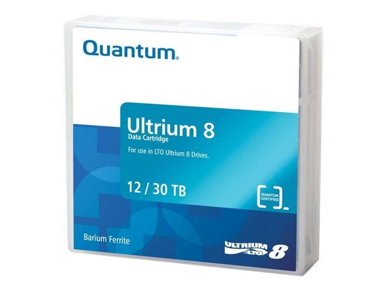 Quantum MR-L8MQN-01 Ultrium LTO-8 12TB/30TB Tape