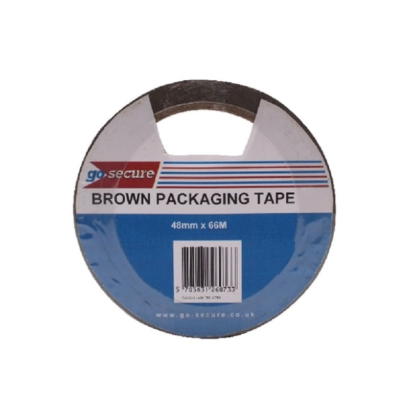 Go Secure Packaging Tape (Pack of 6)