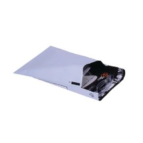 GoSecure Lightweight Opaque Polythene Envelope (Pack of 100)