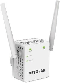 NETGEAR AC600 Dual Band Gigabit Wi-Fi Range Extender