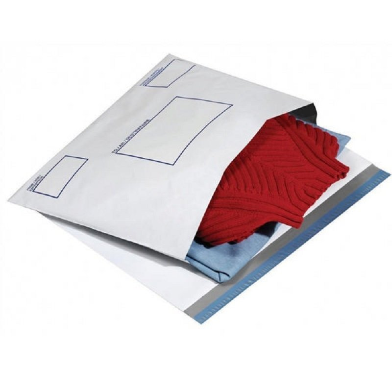 GoSecure Extra Strong Polythene Envelopes (Pack of 100)
