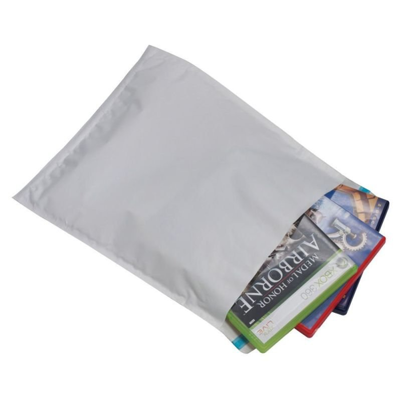 GoSecure Extra Strong Polythene Envelopes (Pack of 20)