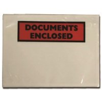 Documents Enclosed  DL  Envelopes (Pack of 100)