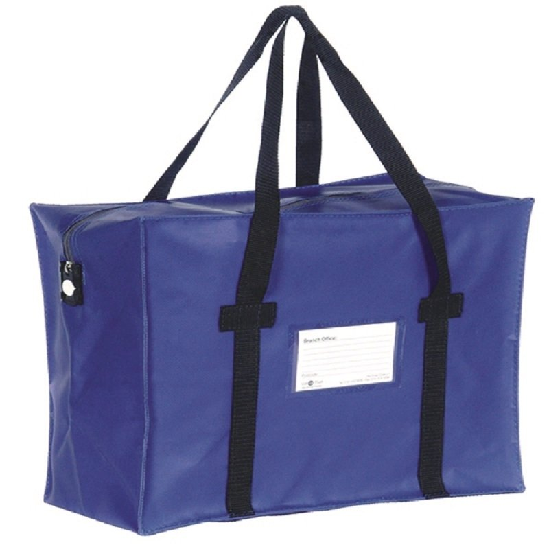 Image of GoSecure Courier Holdall Blue