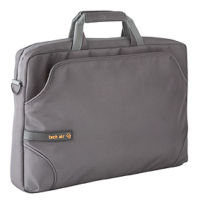 "techair Z0116 Classic 11.6"" Laptop Bag - Grey"