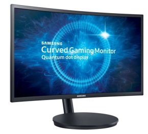 """EXDISPLAY Samsung C27FG70 27"""" 144Hz 1ms Curved Gaming Monitor"""