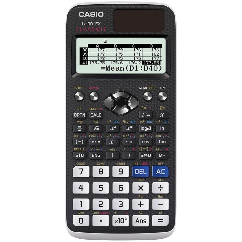 Casio Graphic Calculator